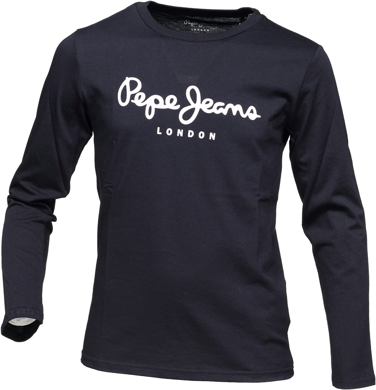 Pepe Jeans New Herman Jr Maglietta Bambino