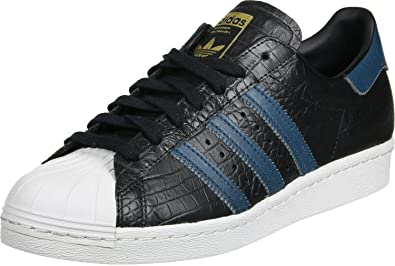 80s Leather Superstar Adidas Trainers Mens E2YWDeH9I
