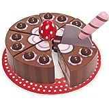 Le Toy Van Le Toy Van chokladröd med kakmått flerfärgad, flerfärgad