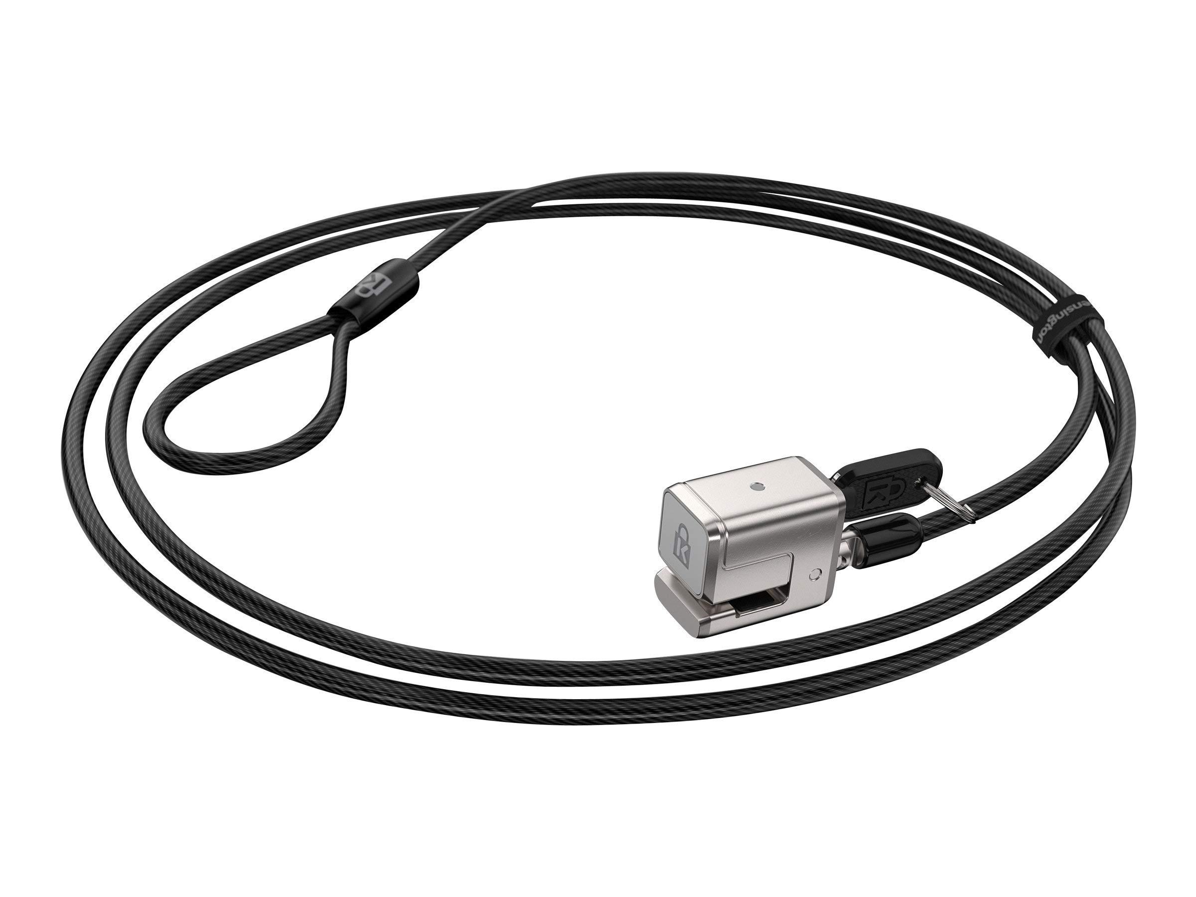 Kensington Keyed Cable, Black (K62052)