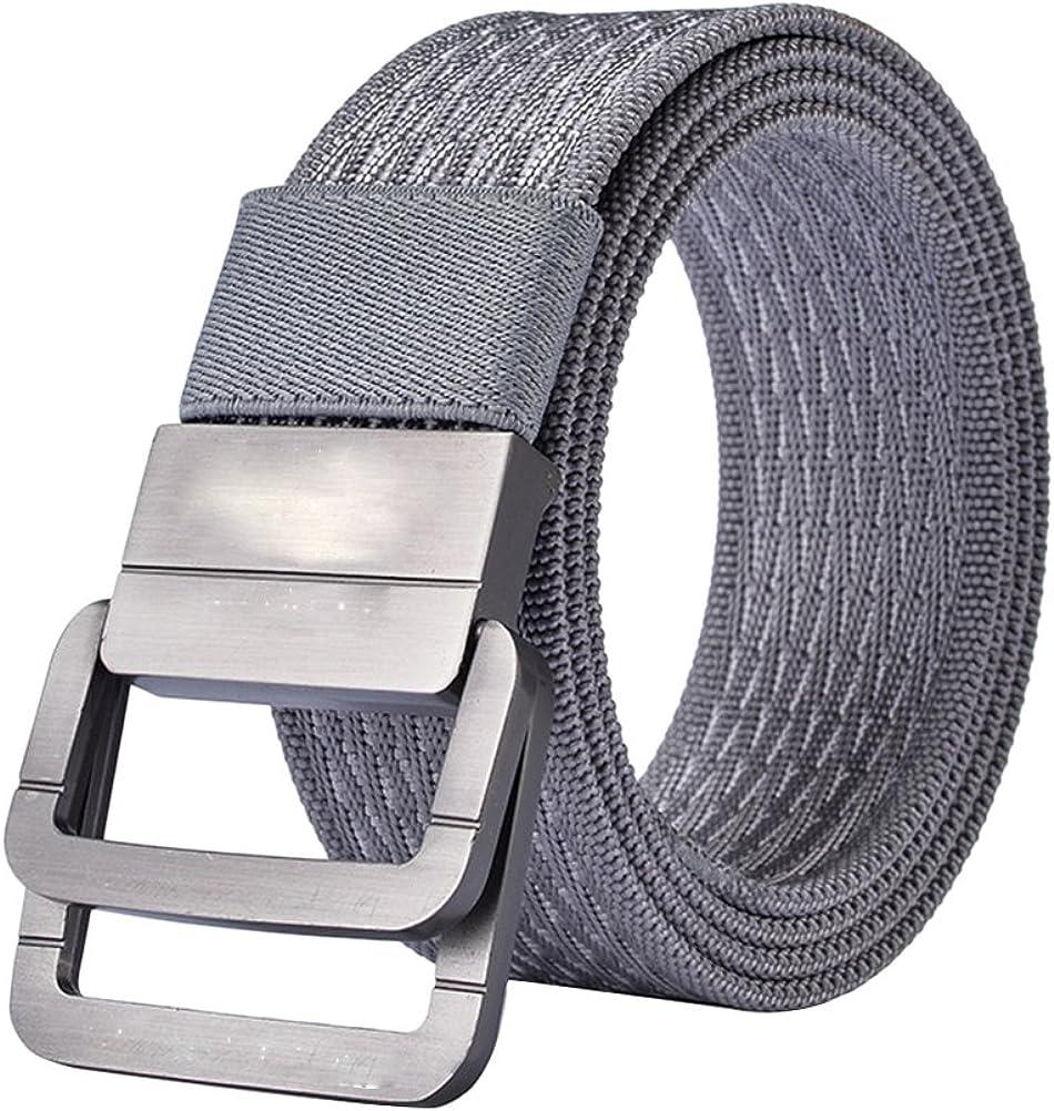 Zhuhaitf Durable Strong Metal Buckle Men Women Waistband Waist Belt Sports Belt