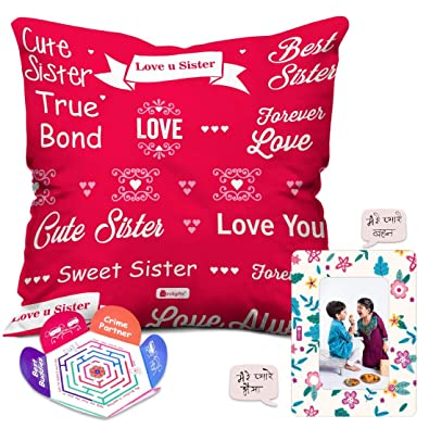 Indi ts Rakshabandhan Gifts for Sister
