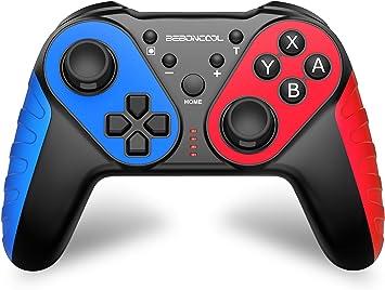 Controlador inalámbrico para Nintendo Switch, Switch Lite Mando a Distancia Pro con función Turbo, Control de Movimiento Pro Switch Game Controller para Nintendo Switch Games con vibración: Amazon.es: Electrónica
