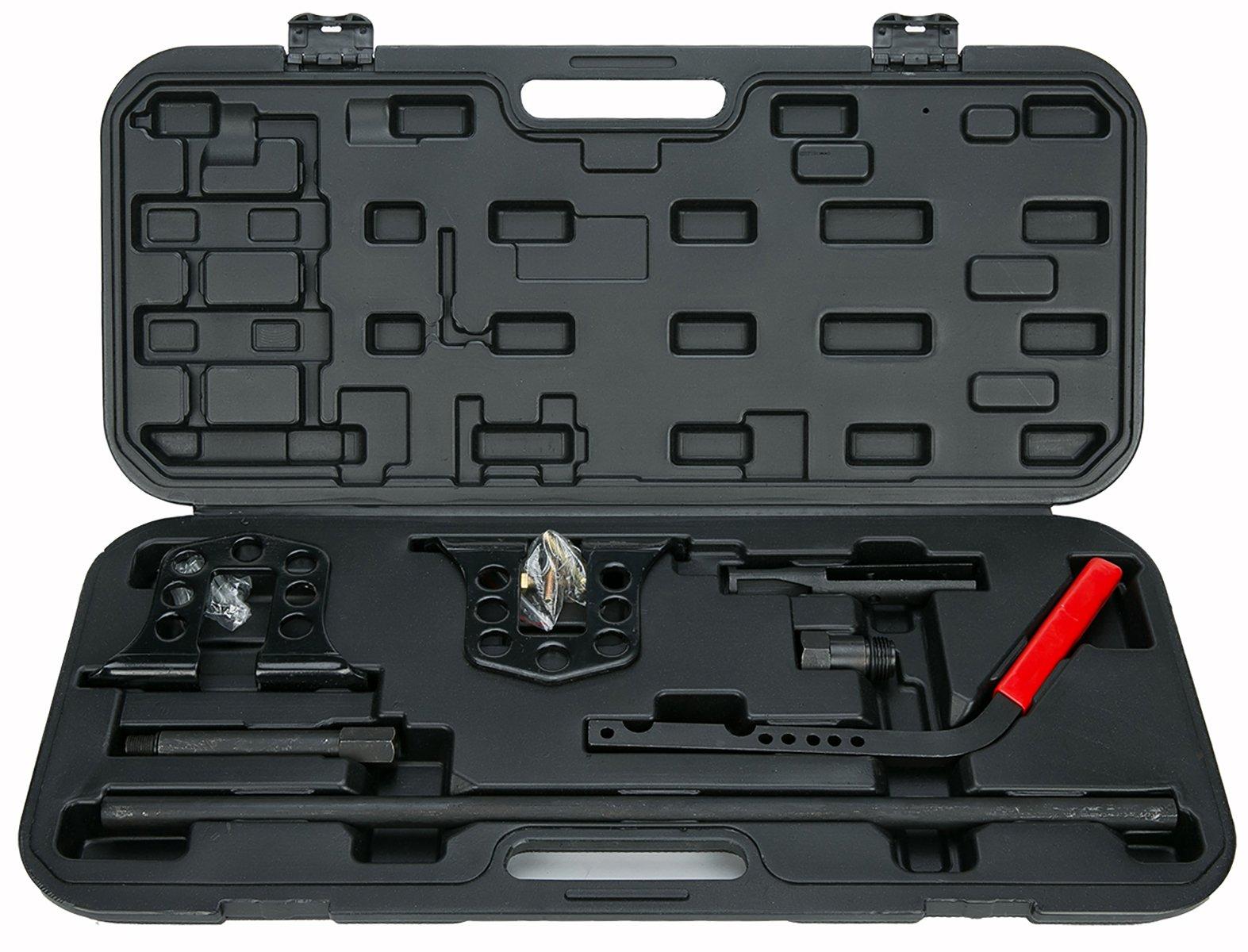 8milelake Valve Spring Remover Installer Car Engine Overhead Compressor Tool Kit OHV OHC by 8MILELAKE (Image #2)