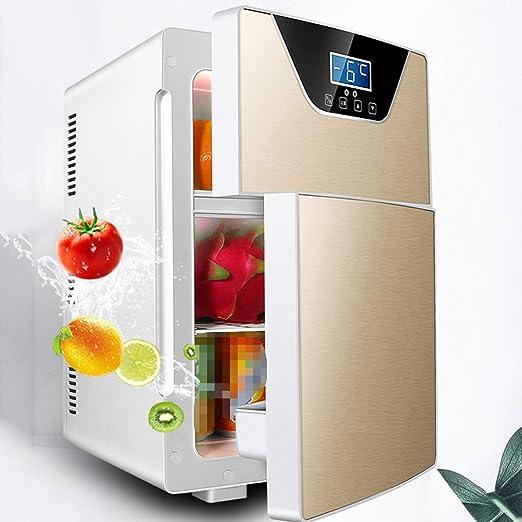 AIBAB Caja De Refrigeración De Vehículos Mini Nevera Enfriamiento ...