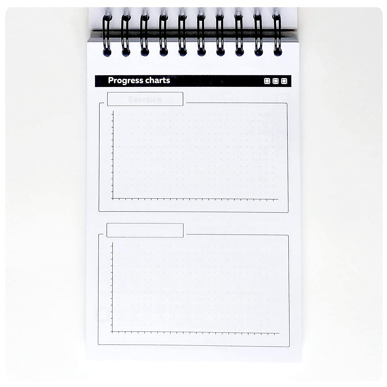 wodbook a6 crossfit training journal by profit wod logbook cross