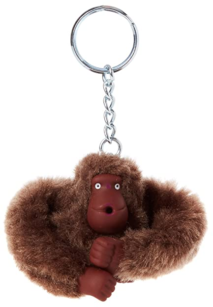 Kipling Monkeyclip S, Llavero para Mujer, 4.5x5x4 cm