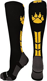 product image for MadSportsStuff Wild Paw Over The Calf Socks (Multiple Colors)