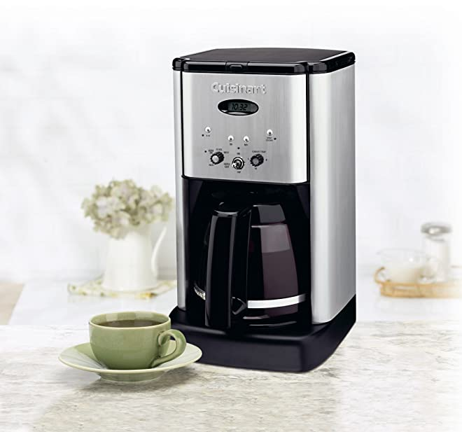 Cuisinart Brew Central DCC-1200 12 Cup Programmable Coffeemaker Review