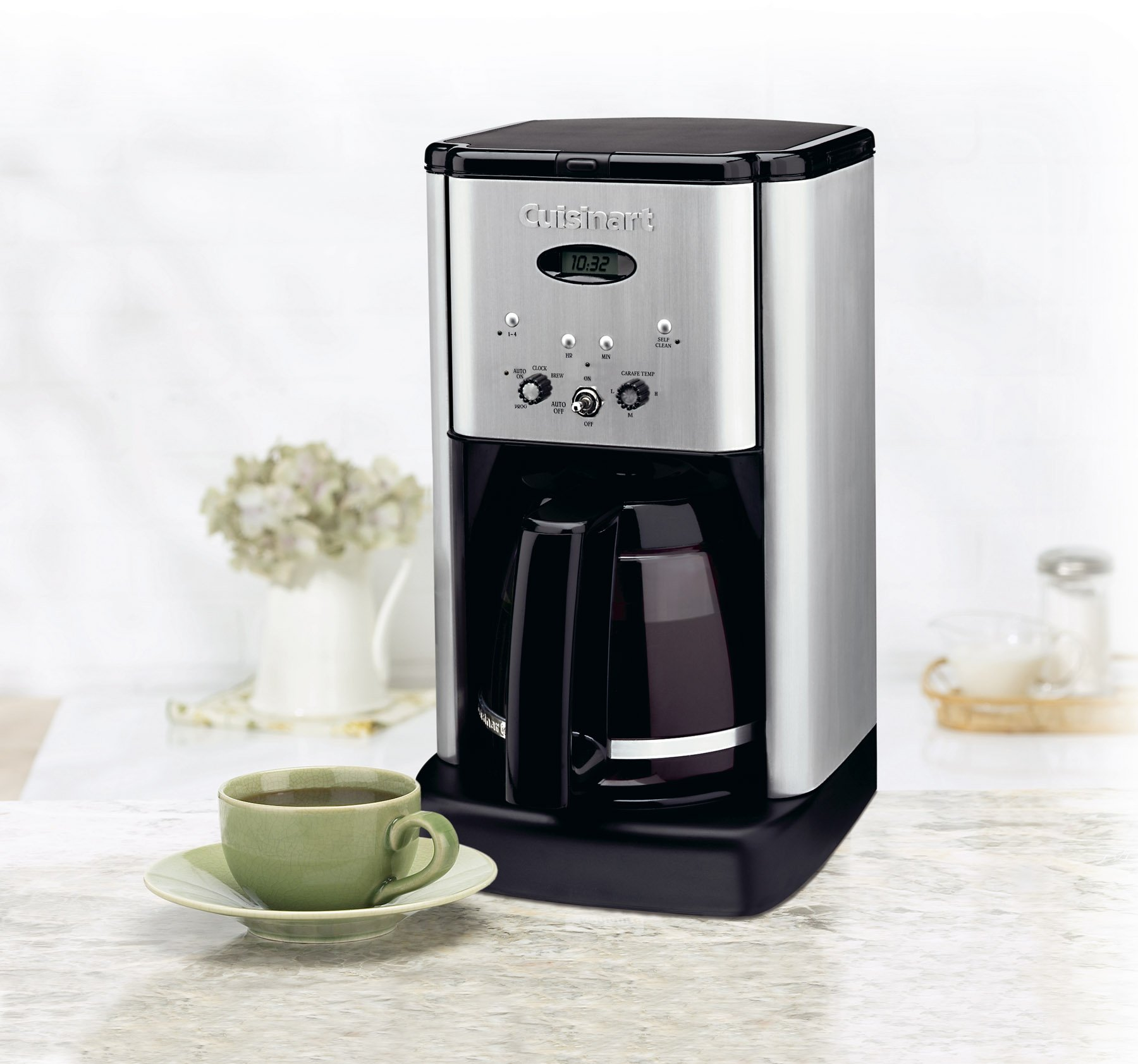 Cuisinart DCC-1200 Brew Central 12 Cup Programmable Coffeemaker, Black/Silver by Cuisinart (Image #7)