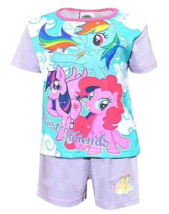 95862c9904d0f MLP My Little Pony Girls Pyjamas: Amazon.co.uk: Clothing
