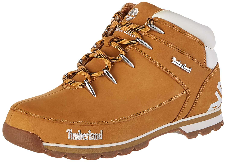 TALLA 40 EU. Timberland Euro Sprint Hiker Waterproof, Zapatillas Chukka para Hombre