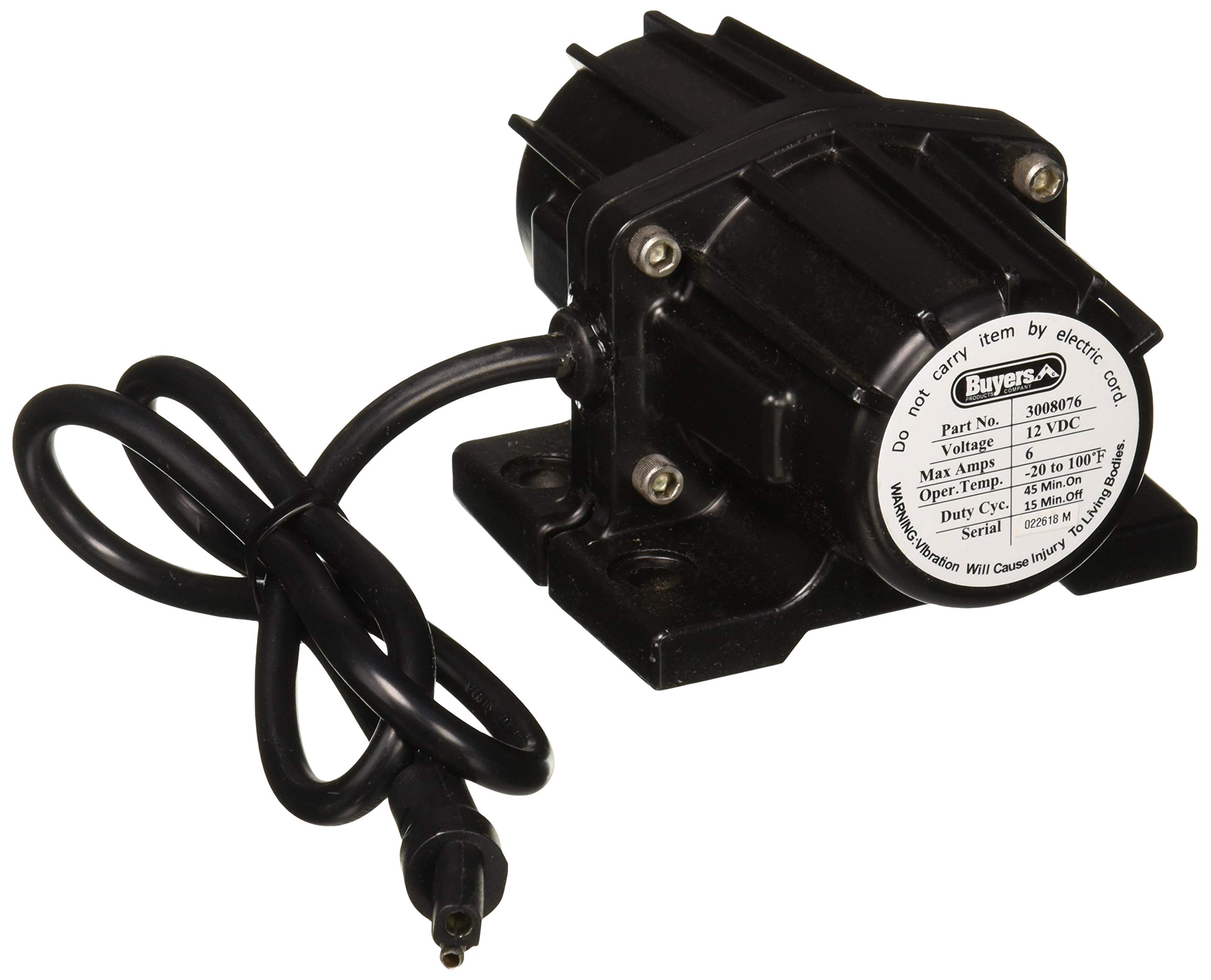 SaltDogg 3028195 80 lb Vibrator Kit for TGS02 Salt Spreader by SaltDogg