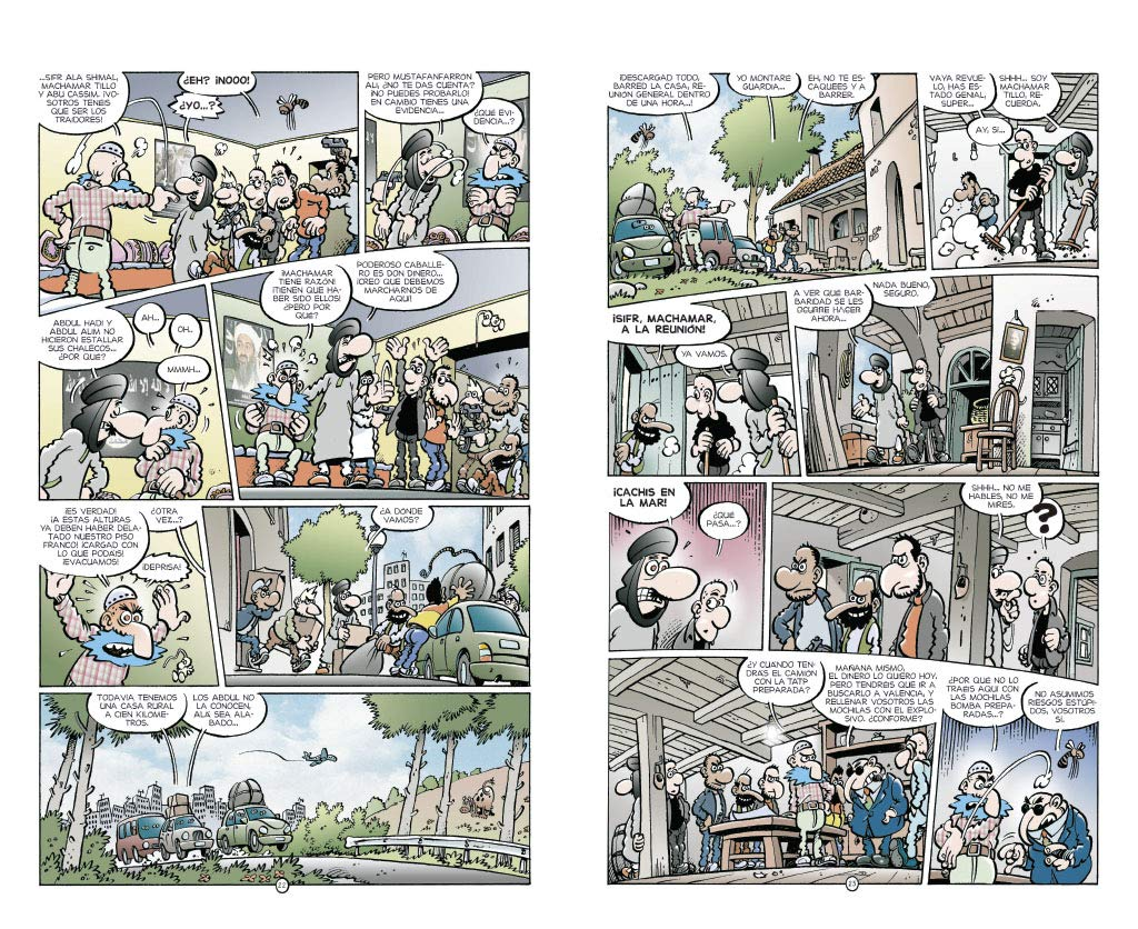 Superlópez XXL (Súper Humor Superlópez 20): 9788402421692: Amazon.com: Books