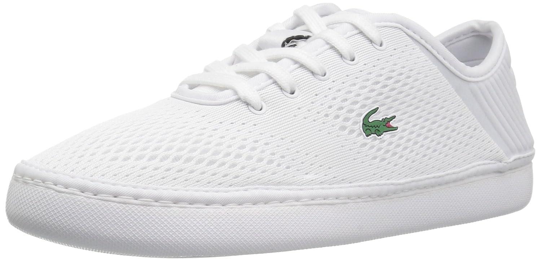 Lacoste Women's L.ydro Lace Sneakers B072R3NNWP 10 B(M) US|White/White Textile