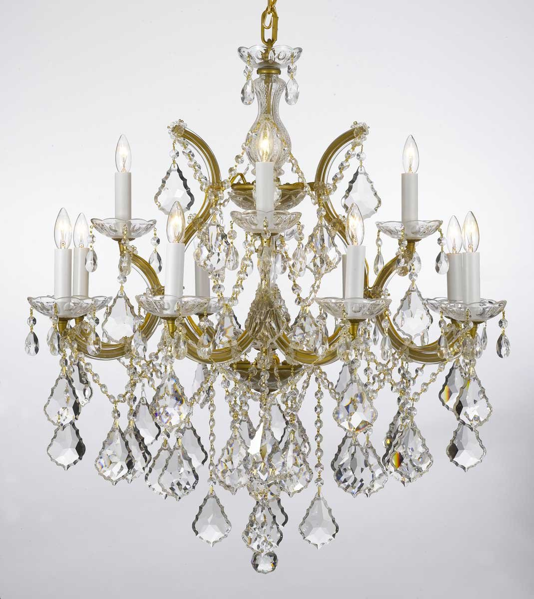 Maria Theresa Chandelier Lighting Crystal Chandeliers H30
