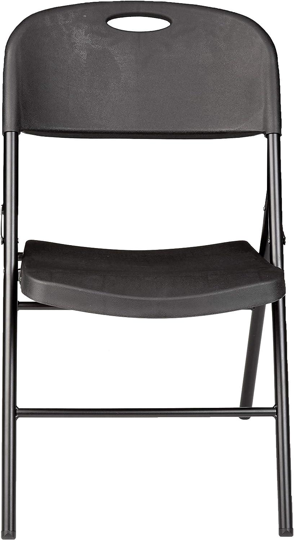 silla plastico plegable