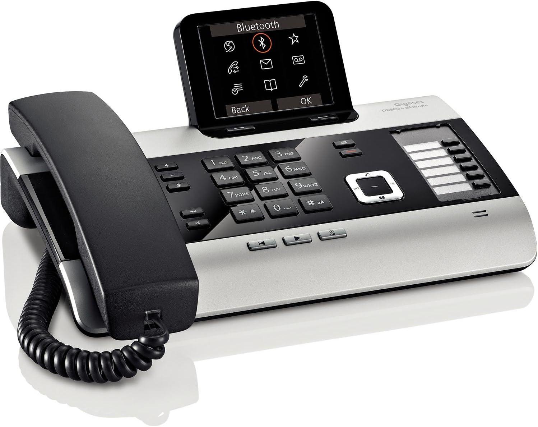 Gigaset DX800A Pro /& 2 x S650H Pro Office Bundle