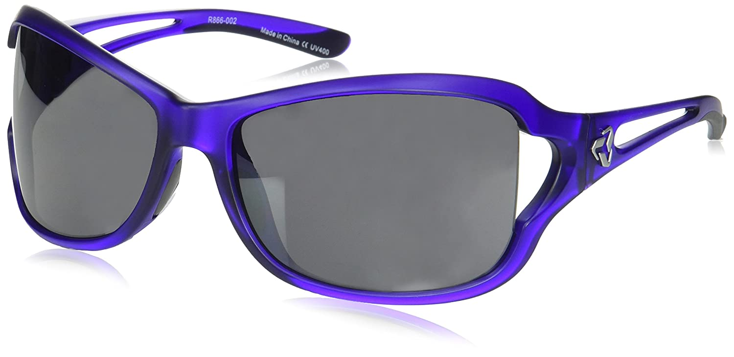 Purple Ryders Women's Coco Poly TGG Wrap Sunglasses