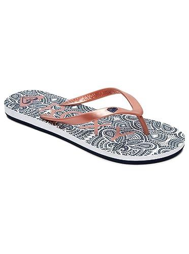 bf7d4b964cef5c Roxy Women s Tahiti Vi Flip Flops  Amazon.co.uk  Shoes   Bags