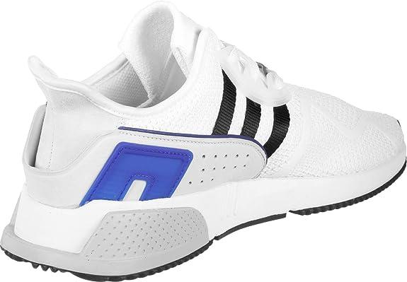 adidas EQT Cushion ADV, Chaussures de Fitness Homme, Noir (Negbás/Turbo/Ftwbla 000), 45 1/3 EU