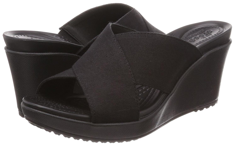Crocs Leigh II XStrap Wedge @
