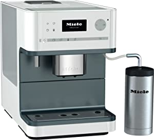 Miele CM6310 - White Coffee Machine, White