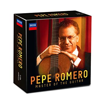 Maestro De La Guitarra: Pepe Romero, Pepe Romero: Amazon.es: Música