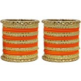 Much More Beautiful Lac Kada Added Stunning Bangle Set for Women Wedding Jewelry