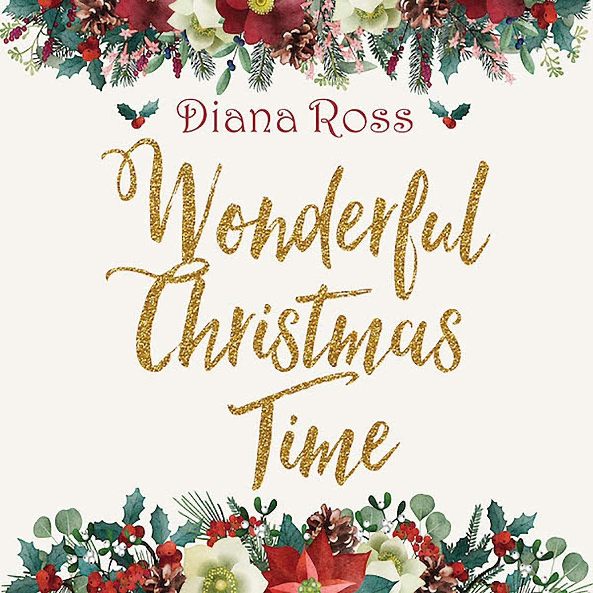 Diana Ross - Wonderful Christmas Time - Amazon.com Music