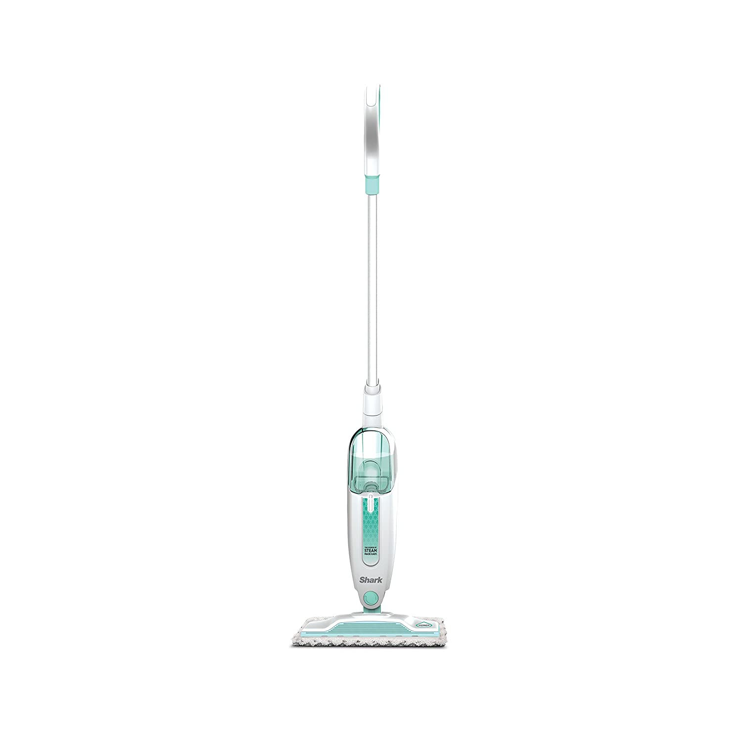 Shark Steam Mop Hard Floor Cleaner for Cleaning and Sanitizing with XL Removable Water Tank and 18-Foot Power Cord (S1000A) SharkNinja