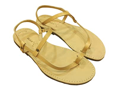 e90d380c982d Ancient Greek Style Leather Sandals Roman Handmade Womens Strappy Shoes  Gladiator Spartan Penelope Summer Flat Flip