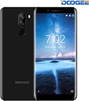 Moviles Libres, DOOGEE X60L Dual SIM Smartphone Libre 4G, Android ...
