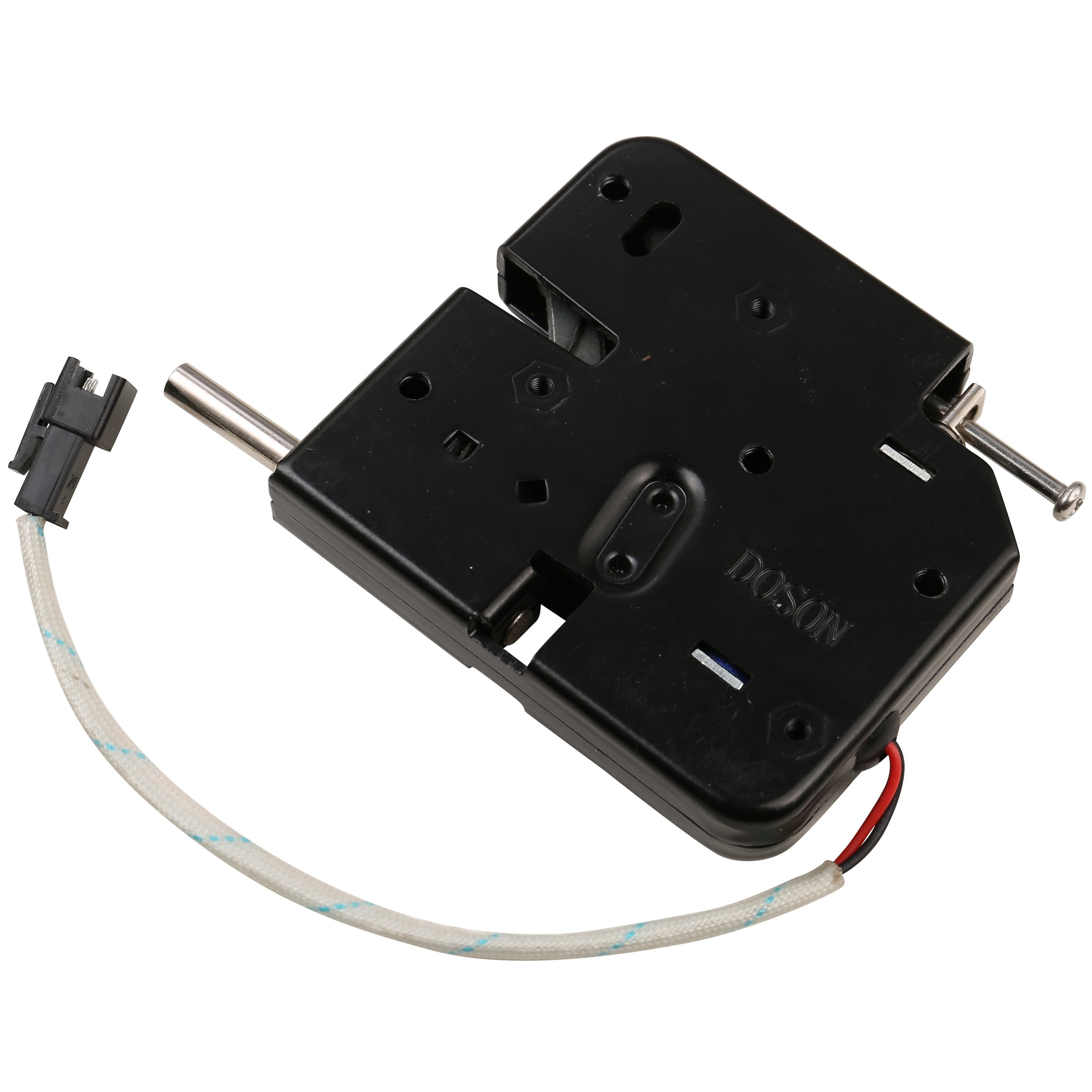 UHPPOTE DC12V Intelligent Electric Solenoid Lock For Automatic Drawer Cabinet Sell-machine Door by UHPPOTE (Image #3)