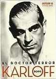 Pack: Boris Karloff - El Doctor Terror (Incluye 8 Películas) [Import espagnol]