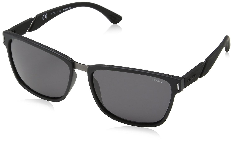 Amazon.com: anteojos de sol Police velocidad 3 spl350 06 AA ...