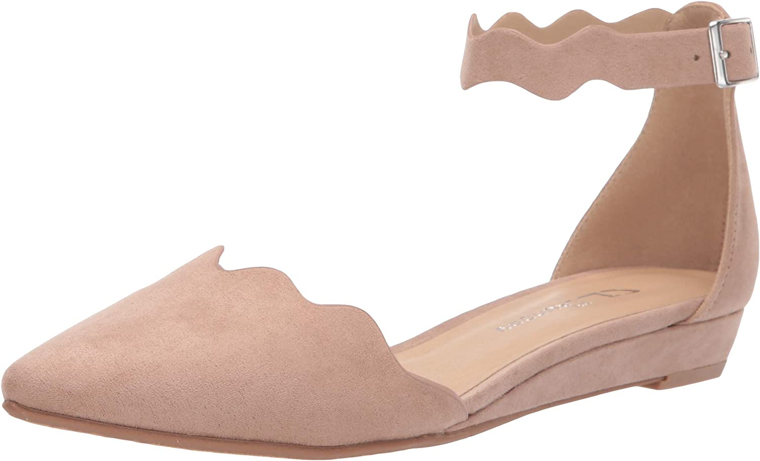 CL by Chinese Laundry Women's Studio Pointed Toe Two Piece Flat