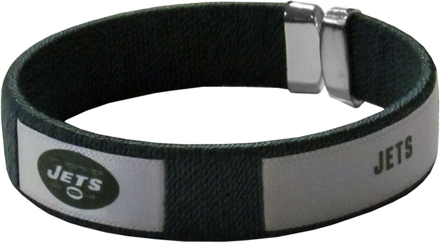 NFL New York Jets Fan Band Bracelet