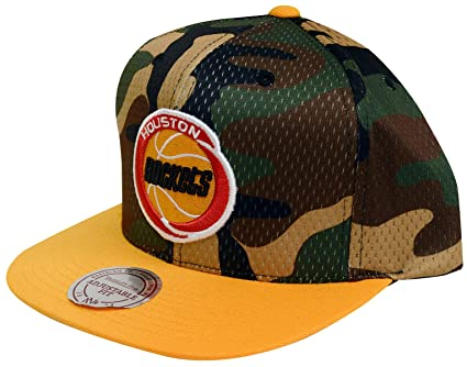 ca8f6bf1136 ... snapback cap c8f56 2e04b  uk image unavailable. image not available  for. color mitchell ness houston rockets camo cover