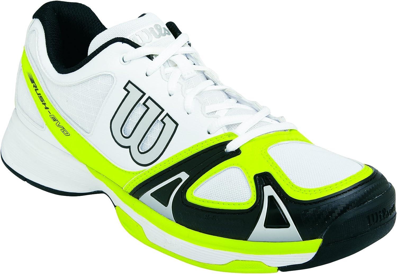 Wilson Rush EVO Wrs319400e, Zapatillas de Tenis para Hombre