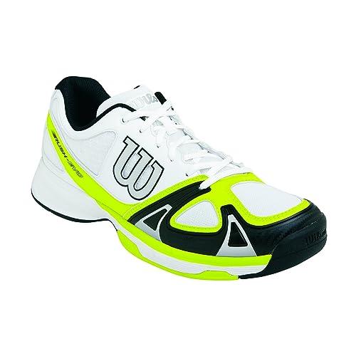 Wilson Rush EVO Wrs319400e, Zapatillas de Tenis para Hombre: Amazon.es: Zapatos y complementos