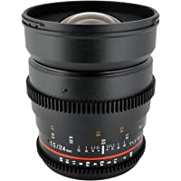 Deals on Rokinon 24mm T1.5 Cine Lens for Nikon F