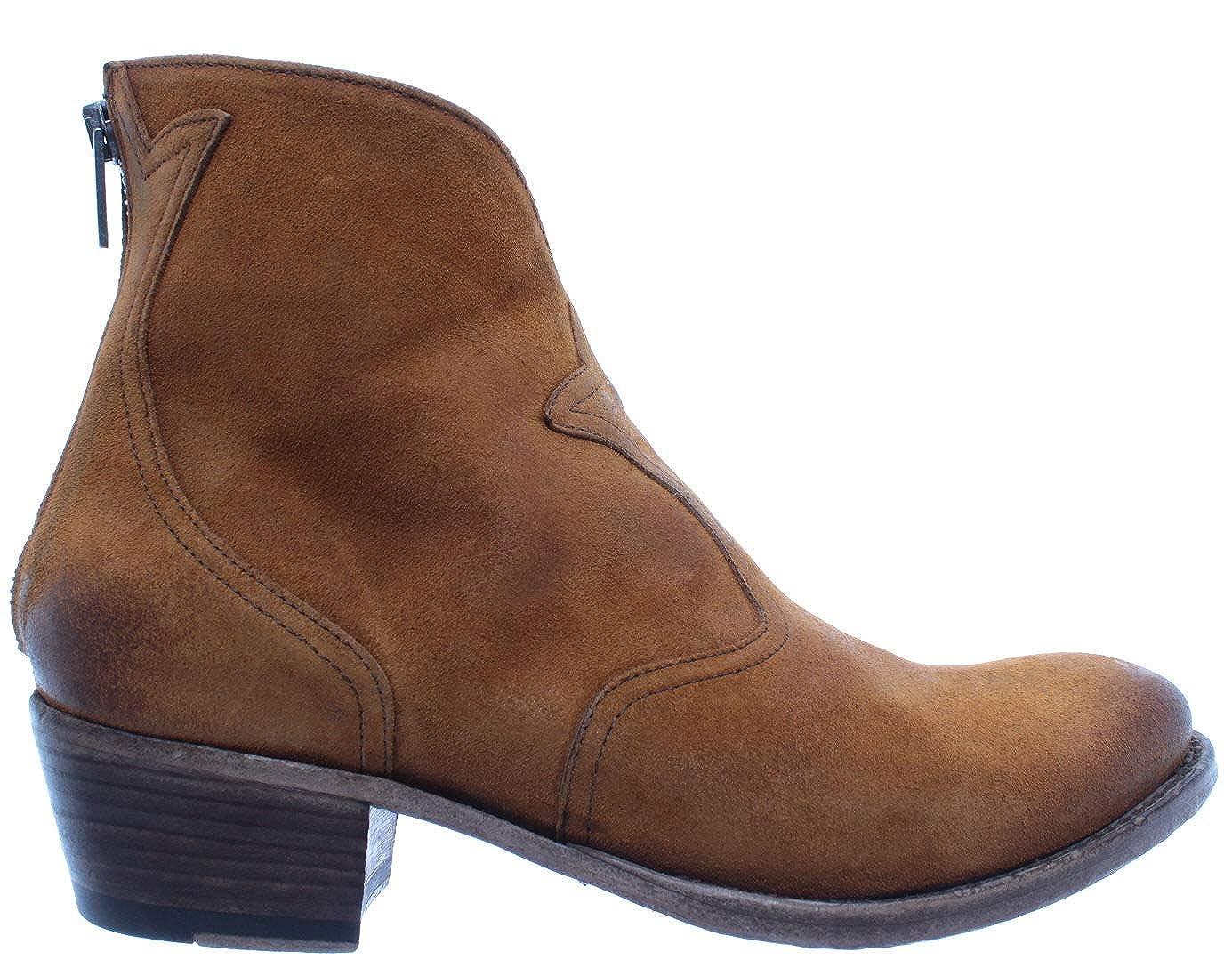 Bottines 12162b Cuoio Chaussures Bolero Cacao Roser Femme Pantanetti doBxeC