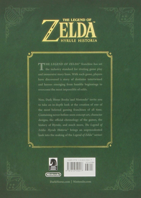 The Legend Of Zelda Hyrule Historia Patrick Thorpe Michael Gombos Takahiro Moriki Heidi Plechl Kumar Sivasubramanian Aria Tanner John Thomas 8601416283661 Amazon Com Books
