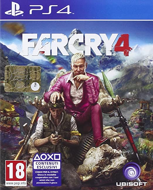 189 opinioni per Far Cry 4- PlayStation 4