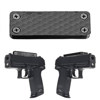 Amazon ILC Gun Magnet 40 Lbs Rating Magnetic Gun Mount Amazing Gun Safe Magnetic Magazine Holder