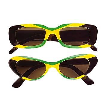 Sancto Jamaica, Las Gafas de Sol, Oval: Amazon.es: Juguetes ...
