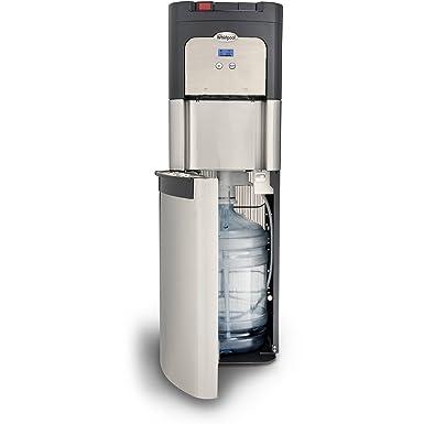 Whirlpool automático para limpieza, acero inoxidable, parte inferior Carga, tecnología de refrigeración enfriador