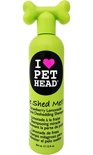 Pet Head De Shed Me!! Miracle Deshedding Shampoo 12oz