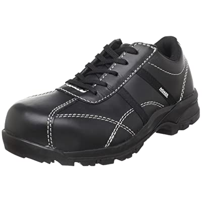 Avenger 7151 Women's Leather Comp Toe EH Oxford: Shoes